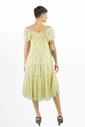 Ulla Johnson Sierra Dress Acacia