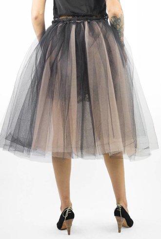 Loyd/Ford Tulle Skirt Black