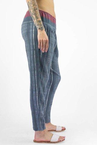 Xirena Pascal Antibes Stripe Pant Grey