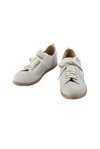 P. Monjo Sueded Sneaker Straus Ardesia