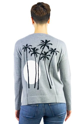 360 Sweater Palmetto Pullover Thunder