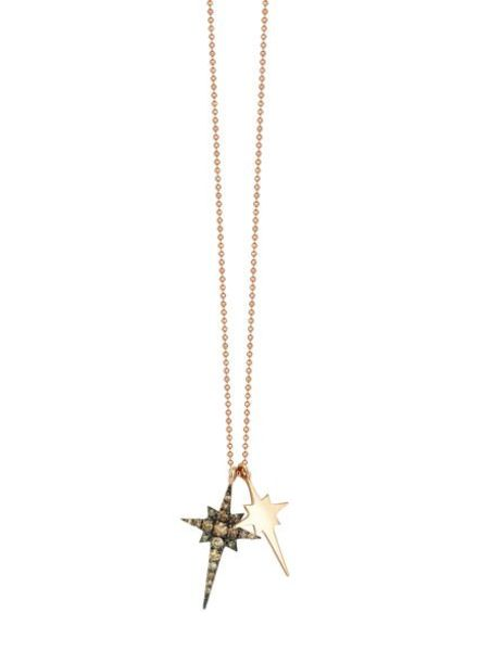 KISMET Kismet Star Double Necklace Gold