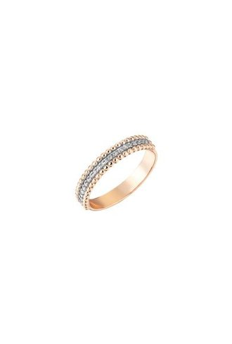 KISMET by Milka Beads Ring Gold