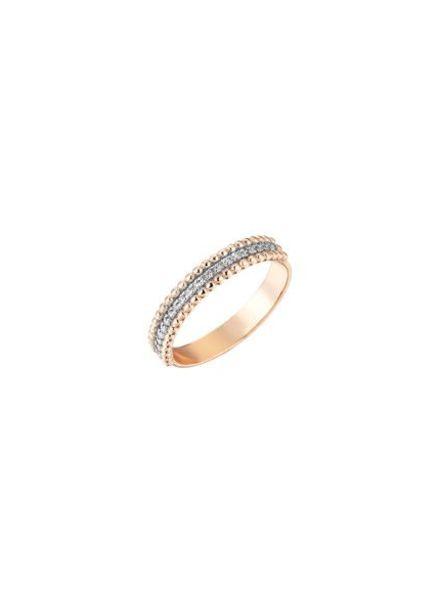 KISMET Beads Ring Gold