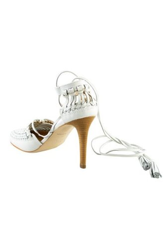 Ulla Johnson Milana Heel Chalk
