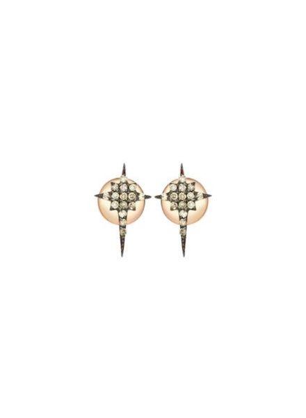 KISMET Kismet Star Earrings Gold