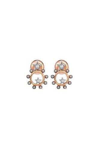 KISMET Beyond Earrings Rose Gold