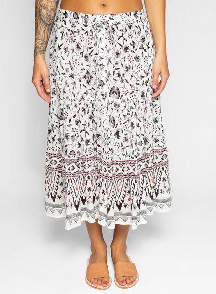 Xirena Kaia Skirt White Sand