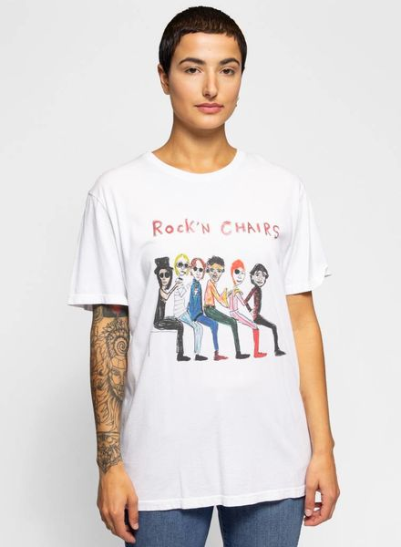 Unfortunate Portrait Rock N Chairs Short Sleeve Tee