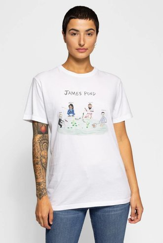 Unfortunate Portrait James Pond Short Sleeve Tee