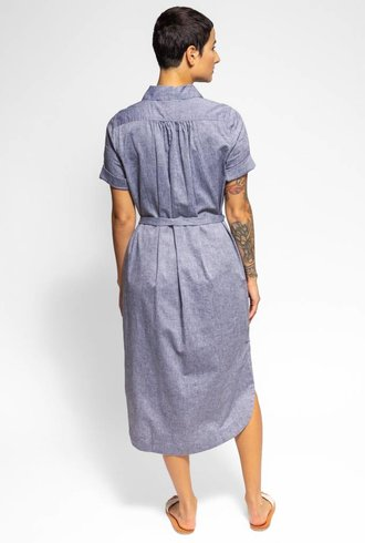 Trovata Florence Dress Chambray