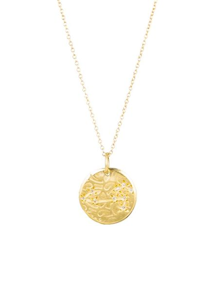 Page Sargisson Leo Constellation Necklace