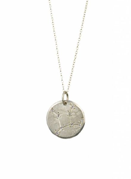Page Sargisson Virgo Constellation Necklace
