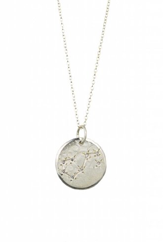 Page Sargisson Scorpio Constellation Necklace