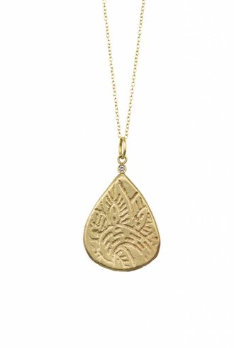 Page Sargisson Adelaide Necklace Gold