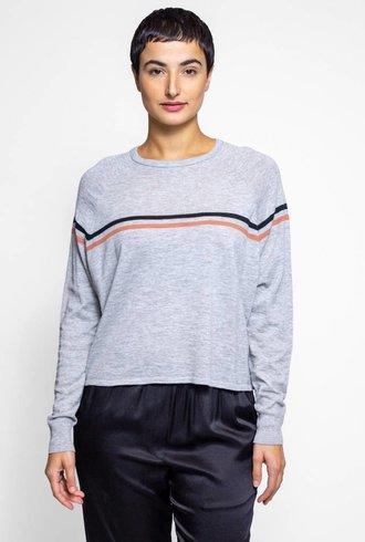 360 Sweater Emm Pullover Heather Grey