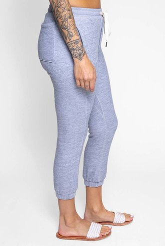 NSF Tyler Sweat Pant Heather Grey