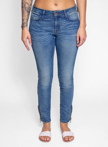 NSF Zip Denim Phoenix Wash