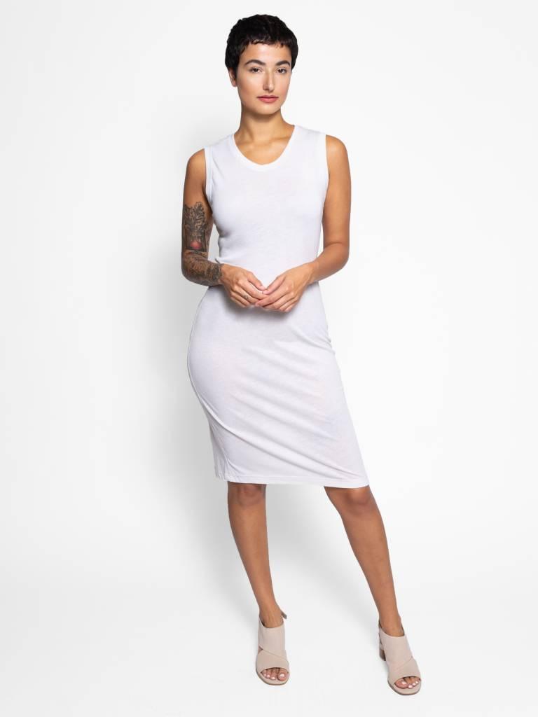 tee length dress