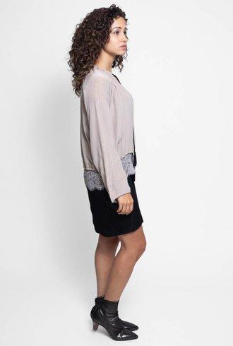Loyd/Ford Silk Georgette Dress Multi