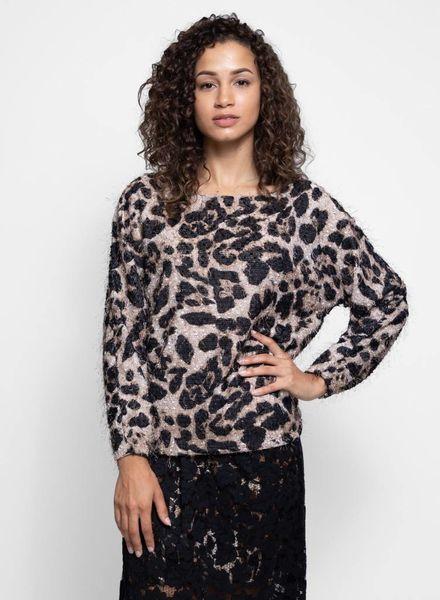 Loyd/Ford Leo Long Sleeve Knit Print