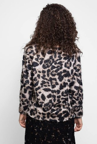 Loyd/Ford Leo Long Sleeve Knit Print