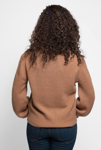 360 Sweater Dasha Cardigan Vicuna