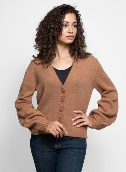 360 Sweater Dasha Cardigan Vicuna