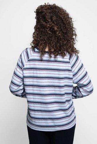 Xirena Regan Long Sleeve Tee Blue Crush