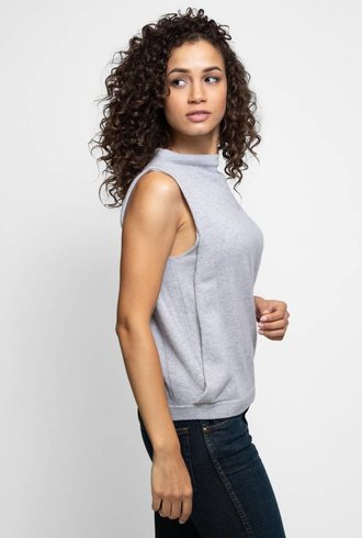 Inhabit Cashmere Shell Flannel