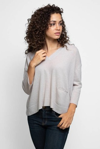 Inhabit Lounge Pullover Storm