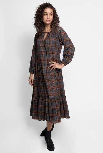 The Great The Day Dream Dress Trooper Plaid