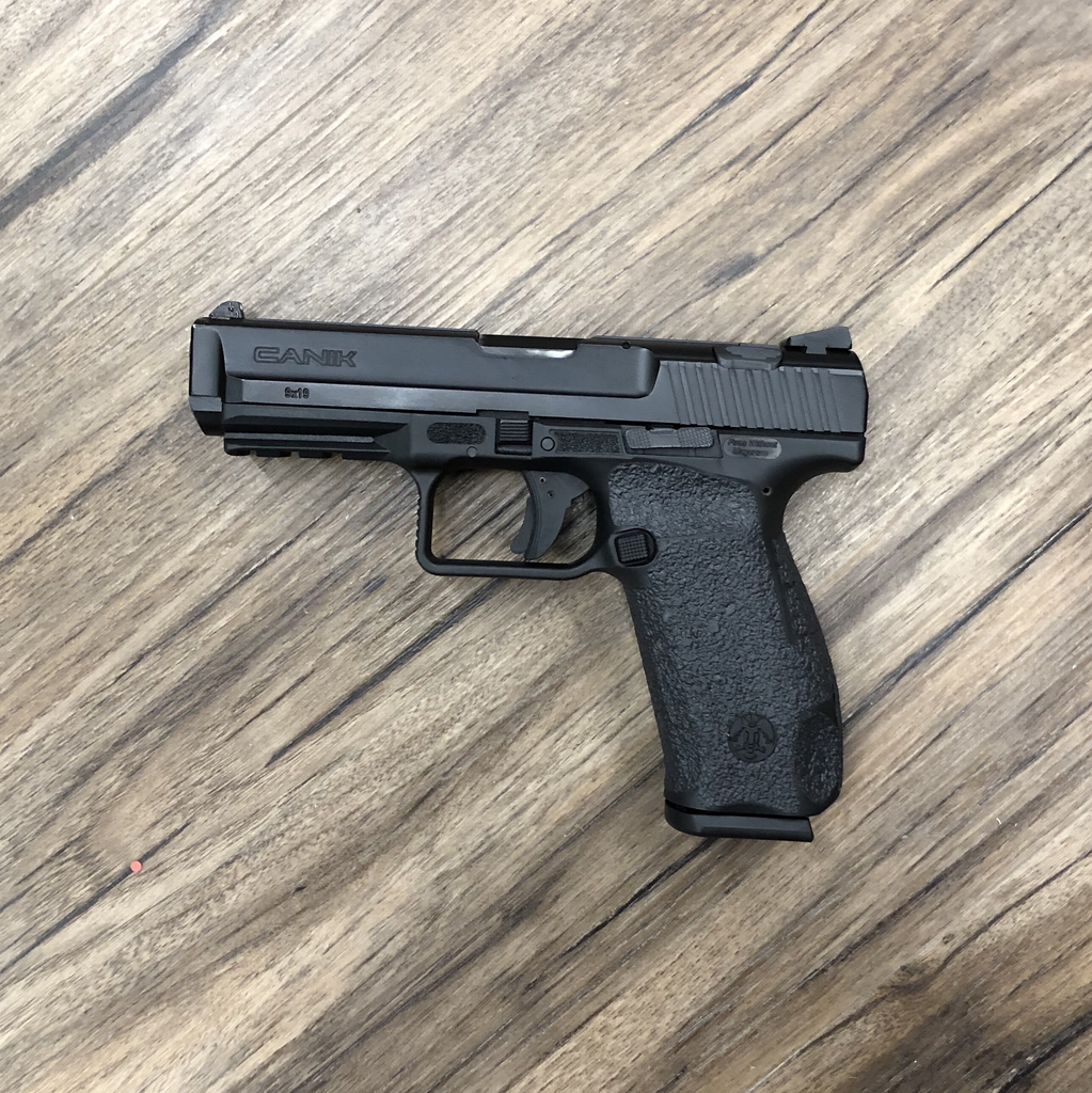 CANIK CANIK TP9SA PISTOL, 9MM, FDE, PRE-OWNED