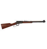 "HENRY HENRY LEVER ACTION RIFLE, 22 LR, ROUND 18.25"" BARREL"