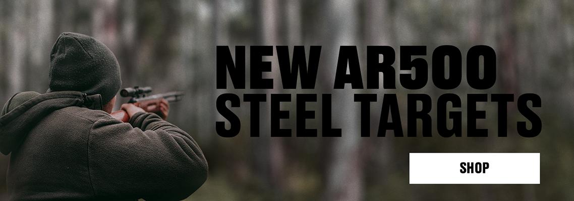 New AR500 Steel Targets Canada