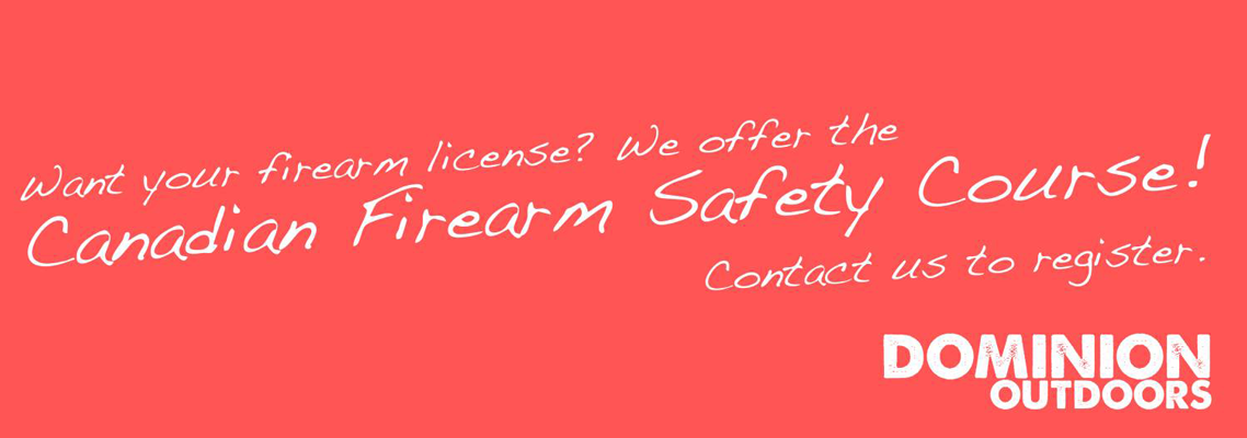 Canadian Firearm Safety Course