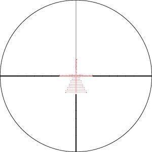 VORTEX VORTEX RAZOR HD GEN II RIFLESCOPE, 4.5-27X56, FFP, EBR-7C, MRAD
