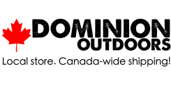 Dominion Outdoors: Local firearm store, Canada-wide shipping.
