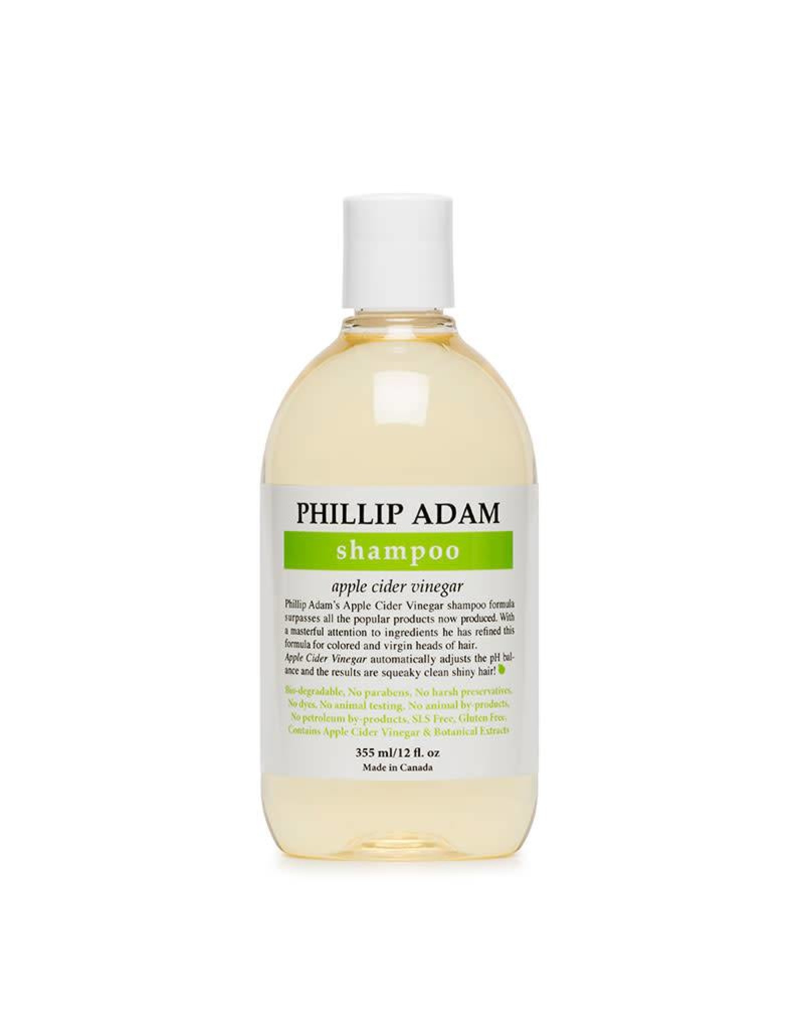 Phillip Adam Phillip Adam Apple Cider Vinegar Shampoo