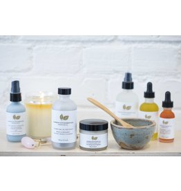 Garden City Essentials GCE Skincare Class FEB 14TH 7PM