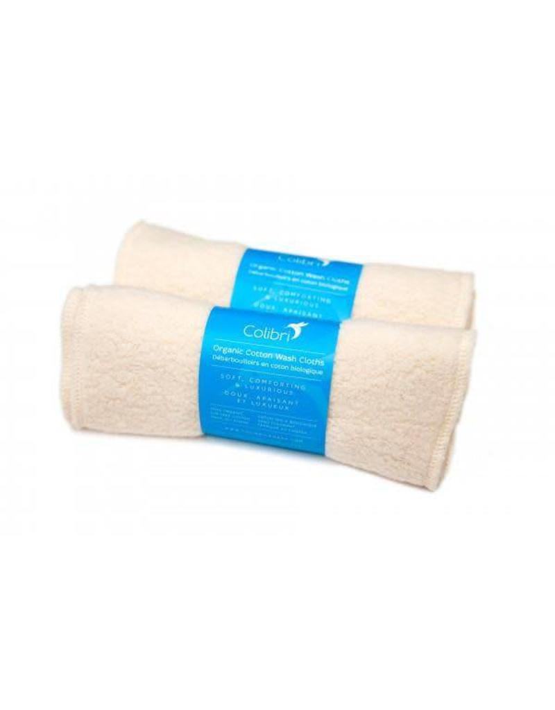 Colibri Colibri Organic Cotton Wash Cloth