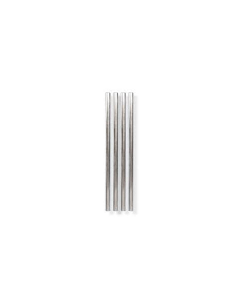 W&P Design Metal Straw Set