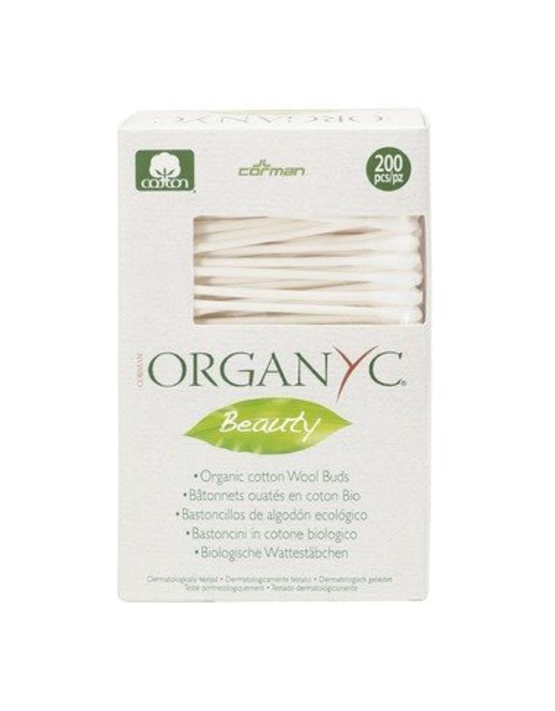 Organyc Organyc - Organic Cotton Swabs