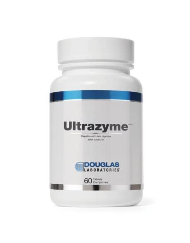 Douglas Labs Ultrazyme Digestive Enzymes