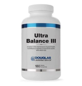 Douglas Labs Ultra Balance III Tablets