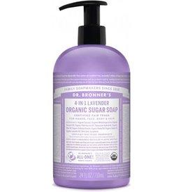 Dr. Bronner's Dr. Bronner's Lavender Organic Sugar Soap
