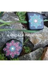 Mandala Painting Workshop NOV 9th 3-5pm