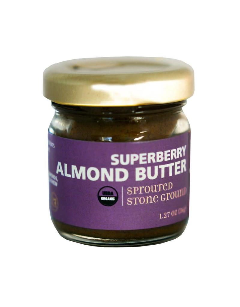 Jem Jem Superberry Almond Butter