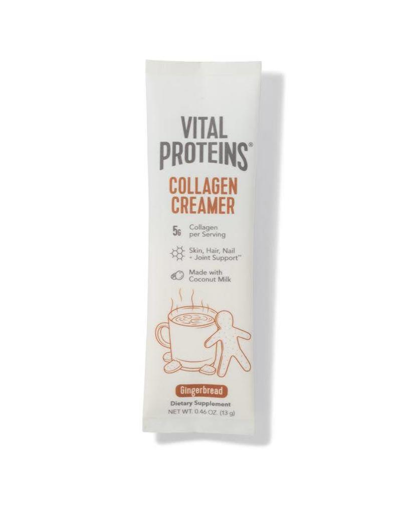 Vital Proteins Gingerbread Collagen Creamer Stick Packs (single)