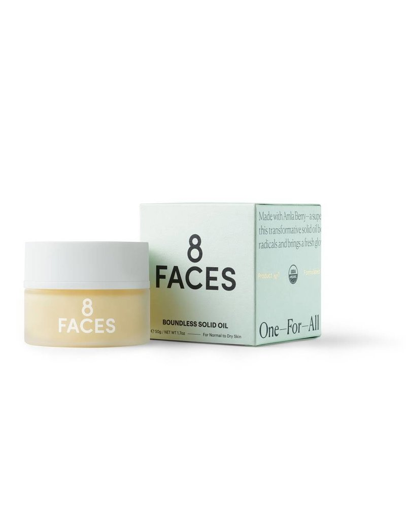 8 Faces Beauty 8 Faces Boundless Solid Oil